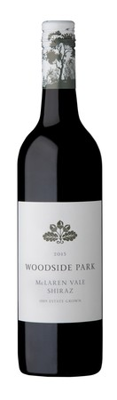 2015 Woodside Park Shiraz